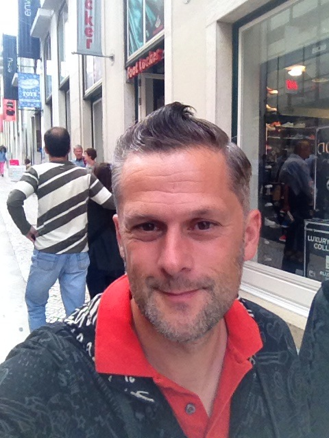 Geile Frise vom Barber Shop in Lisabo