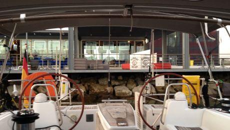 Bester Liegplatz in der Marina Oeiras in Lisboa