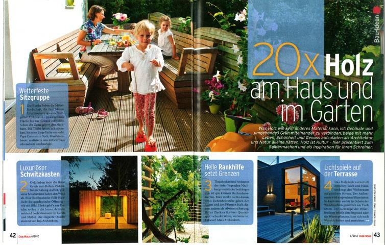 Das Haus Artikel Constantin Goth 2012