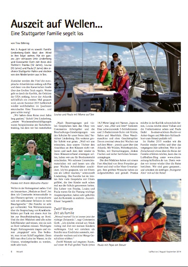 Luftballon Artikel Constantin Goth Juli 2014
