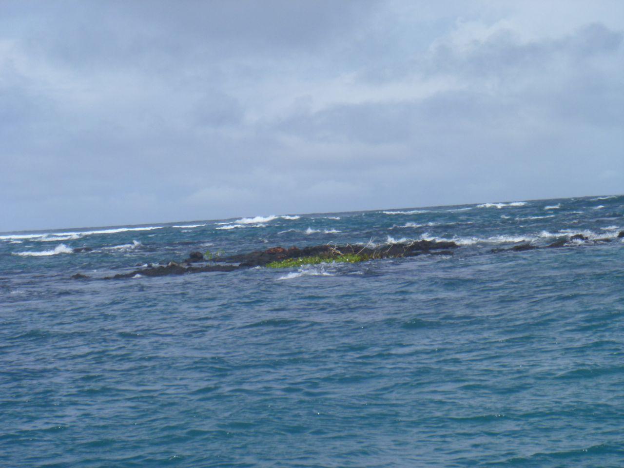 Die Anfahrt zu den Lavatunneln auf Isabela Galapagos