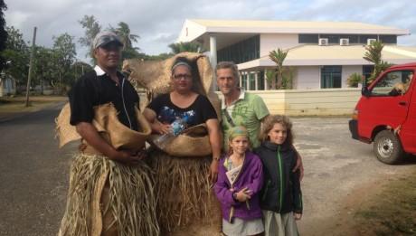 Die neuen Outfits in Vava'u Tonga