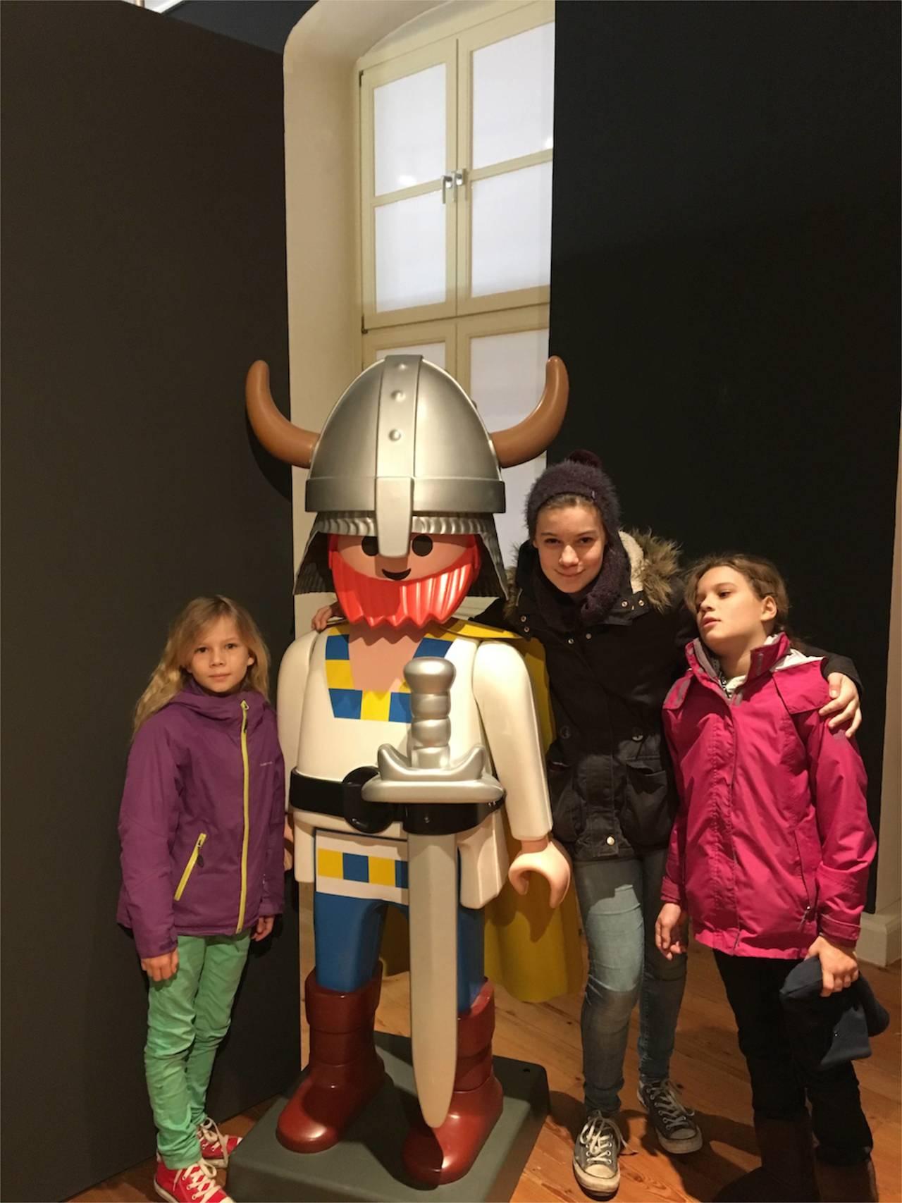 Besuch der Playmobil Ausstellung in Braunschweig