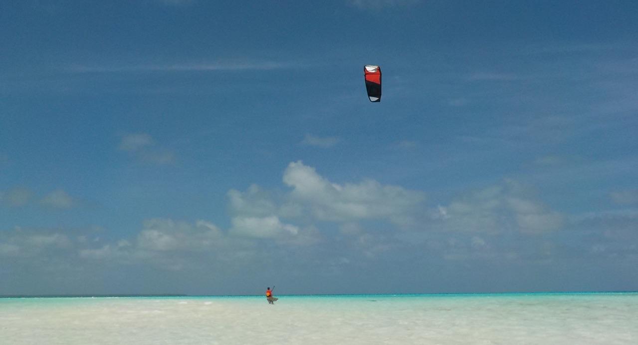 PRison Island auf Cocos Keeling, eine perfekte Insel